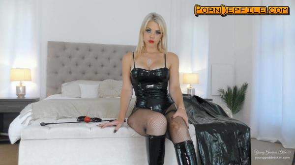 YoungGoddessKim, Clips4Sale: Young Goddess Kim - Too Hot To Handle JOI (Fetish, BDSM, Femdom, Humiliation) 1080p