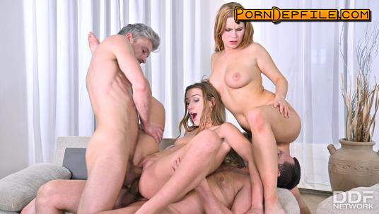 HandsOnHardcore, PornWorld: Alexis Crystal, Katarina Rina - Swingers' Party with Sexy Czech Babes Alexis Crystal & Katarina Rina Goes All Out GP1781 - alt - Swingers' Dream Comes True (Facial, Cumshot, Anilingus, Anal) 2160p