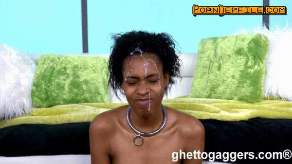 Ghettogaggers: Tara Knox - Lazy Loser (Blowjob, Doggystyle, Deep Throat, Pissing) 1080p