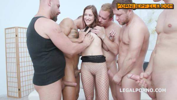 LegalPorno: Mina, Neeo, Mr. Anderson, Thomas Lee, Angelo Godshack, Michael Fly - Total Dap Destruction 5on1 Mina gets Balls Deep DAP, TP, Gapes, Airplane, Nelson, Facial GIO1076 (SD, Brunette, GangBang, Anal) 480p