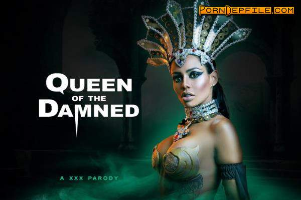 VRCosplayx: Canela Skin - Queen Of The Damned A XXX Parody (Big Tits, VR, SideBySide, Oculus) (Oculus Go) 1920p
