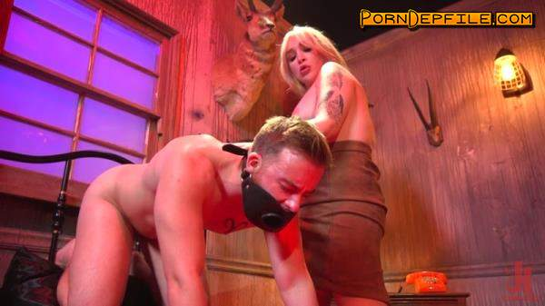 KinkyBites, Kink: Angelina Please, Luke Hudson - Angelina's Demands: Luke Hudson Gives In (Transsexual, BDSM, Spanking, Shemale) 720p