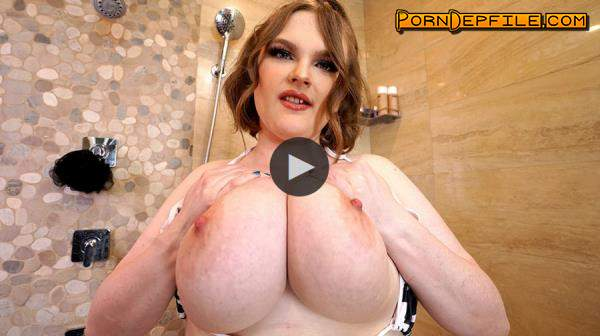 Plumperpass: Emma Lilly - It's Shower Time (Masturbation, Dildo, Solo, Big Tits) 1080p