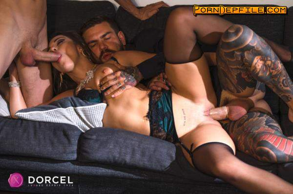 DorcelClub: Anastasia Brokelyn - 4 You (SD, Hardcore, Threesome) 540p