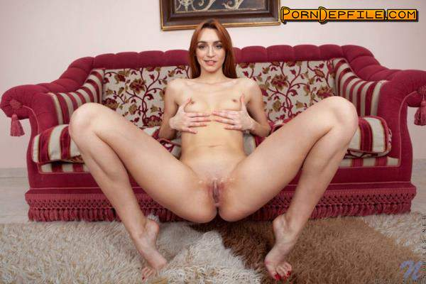 Nubiles: Rudi Ker - Play With Me (Redhead, Medium tits, Solo, Russian) 1080p